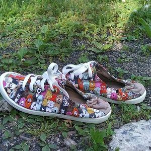 Bob's sneakers